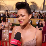 Nathalie Emmanuel Game of Thrones Interview (Video)