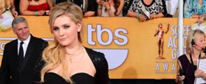 A-Listers Went for Heavy, Smoky Eye Drama at the SAG Awards