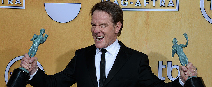 Bryan Cranston Crushed the SAG Awards