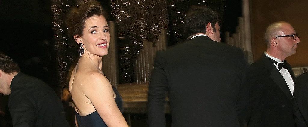 Ben Affleck and Jennifer Garner Show PDA Post-SAGs