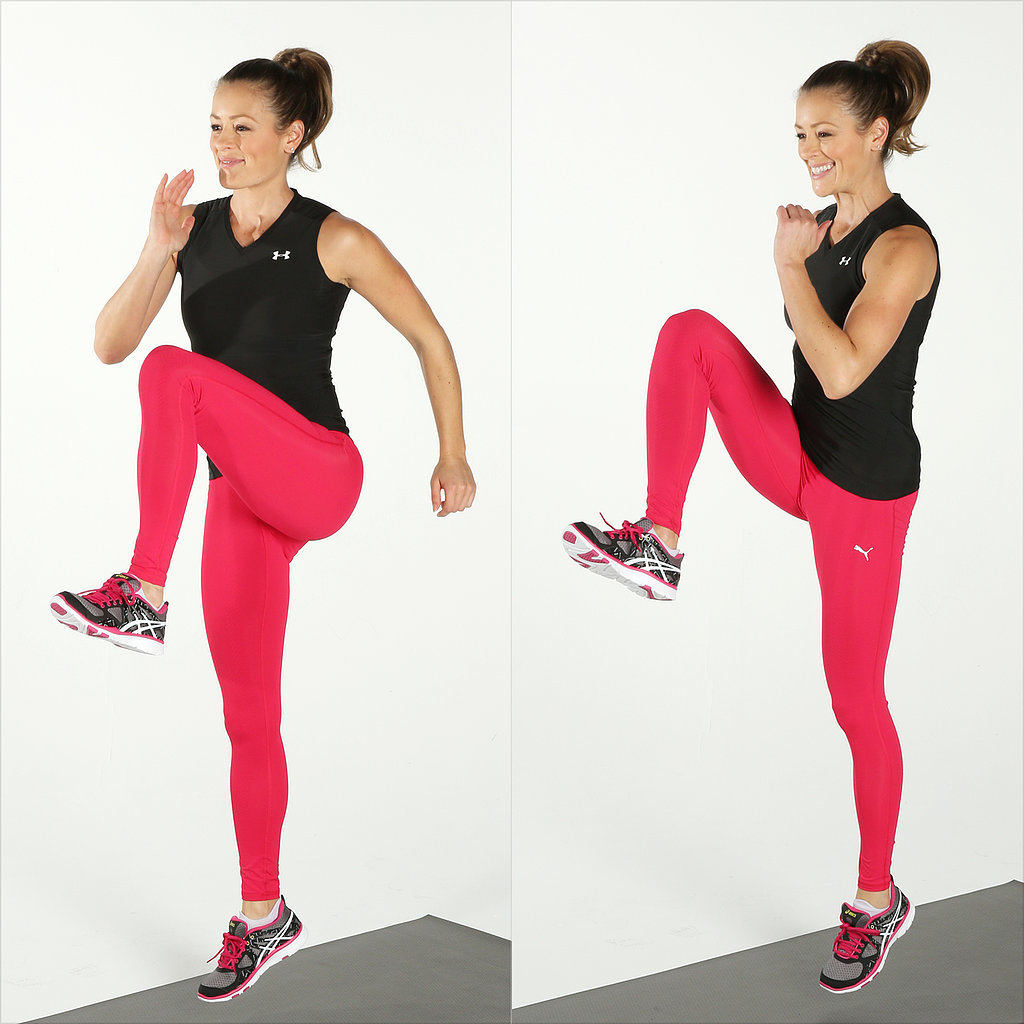Plyometrics: High Knee Skips | The Ultimate List of the ...