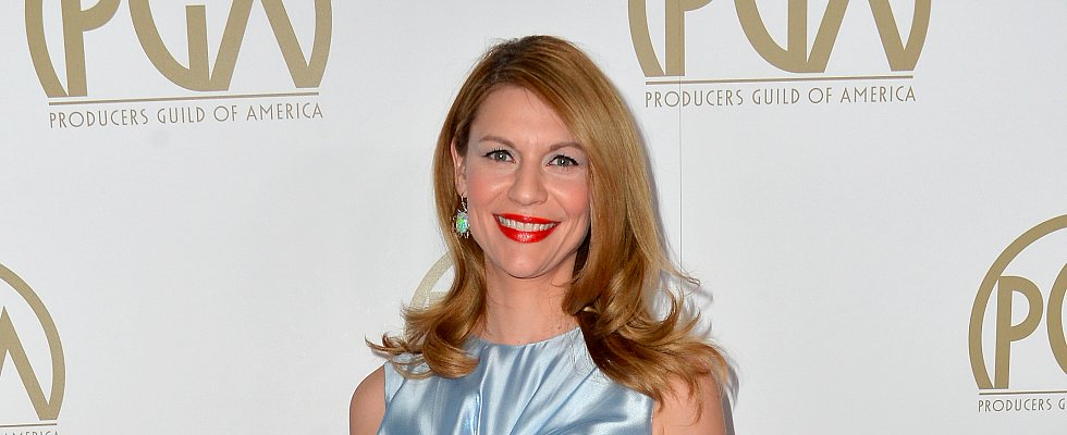 Vote: Claire Danes Goes For Orange at Producers Guild Awards