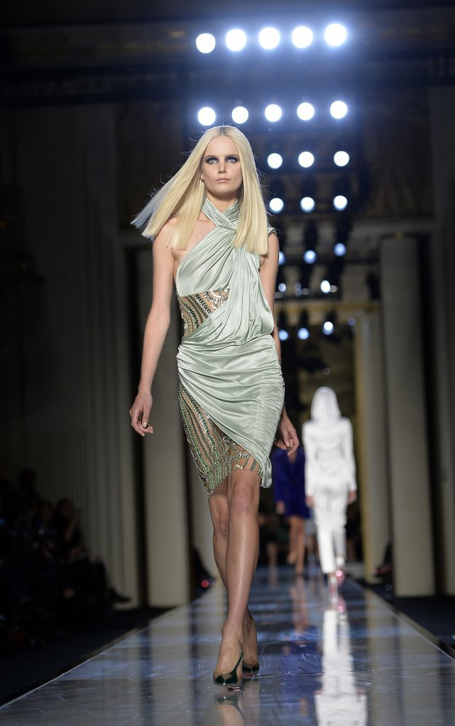 Atelier Versace Haute Couture Spring 2014