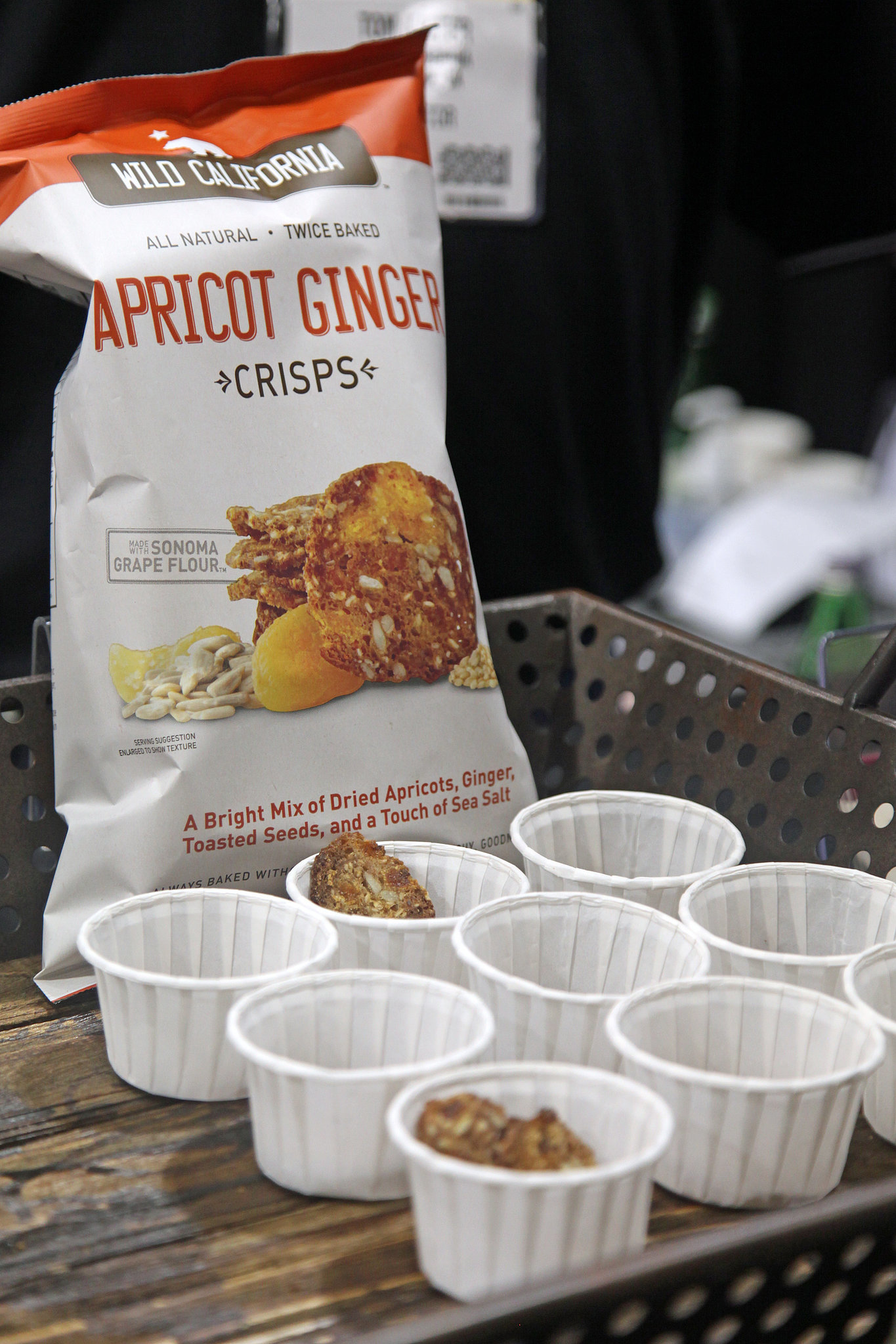 Wild California Crisps Whole Foods