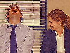 Pam calls off the wedding, but Jim transfers to another branch and starts dating another girl . . . only to eventually transfer back to Scranton, where things get back to normal between the two.
