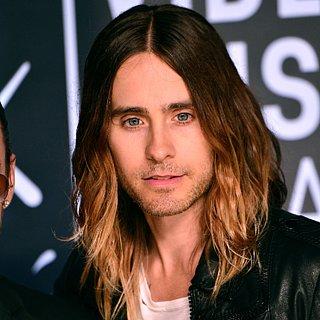 Jared Leto's Frisuren und Haarschnitte