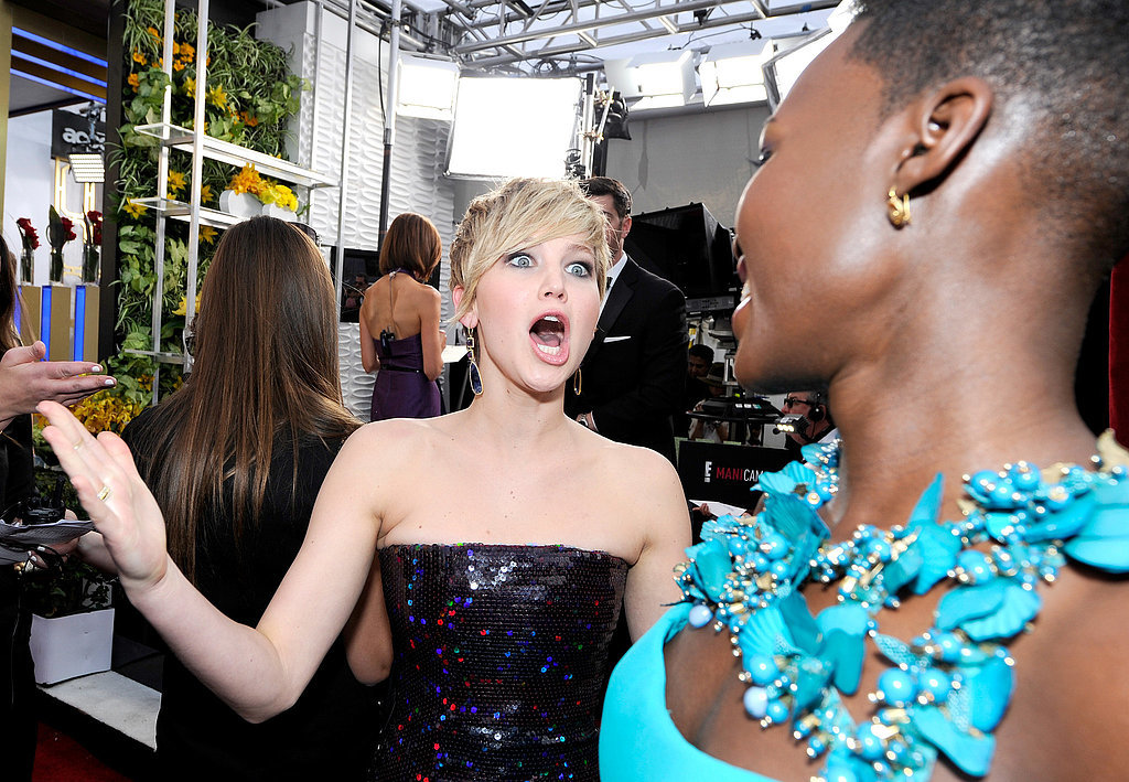 When She Fangirled Over Lupita Nyong'o