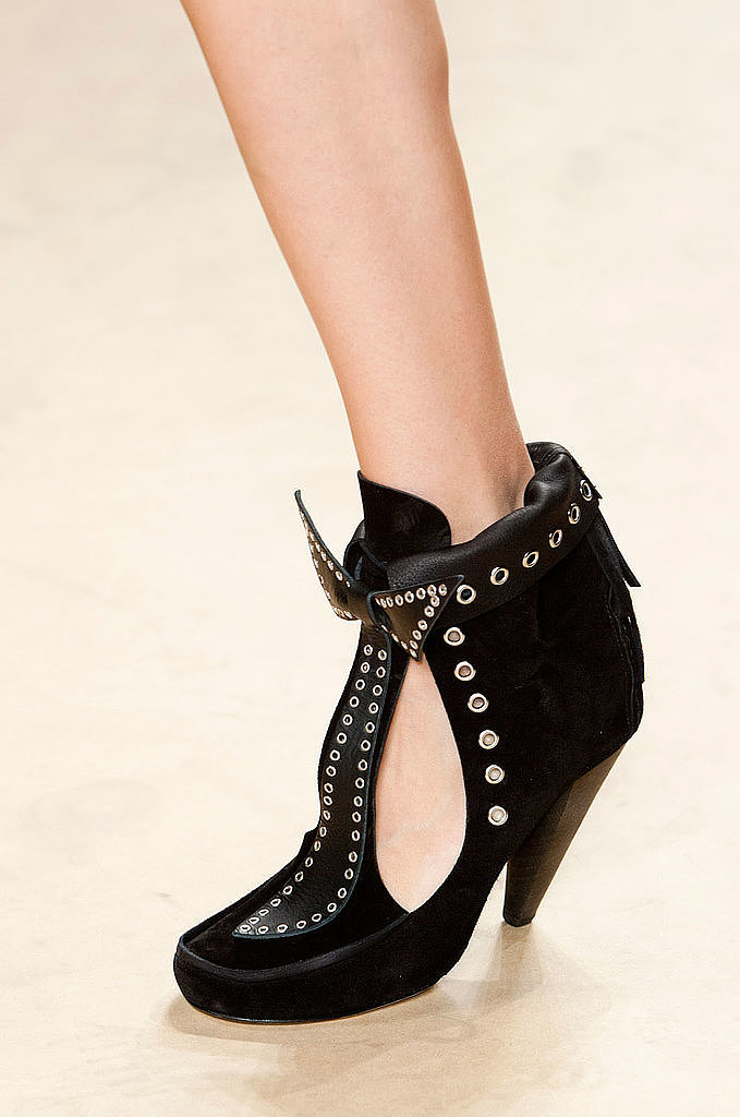 Summer Booties: Isabel Marant Spring 2014