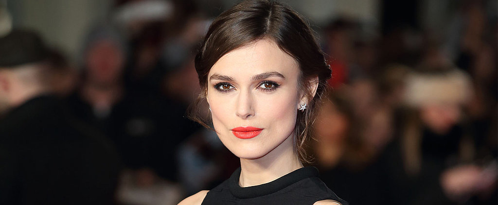 Is This Keira Knightley's Most Breathtaking Look Yet?
