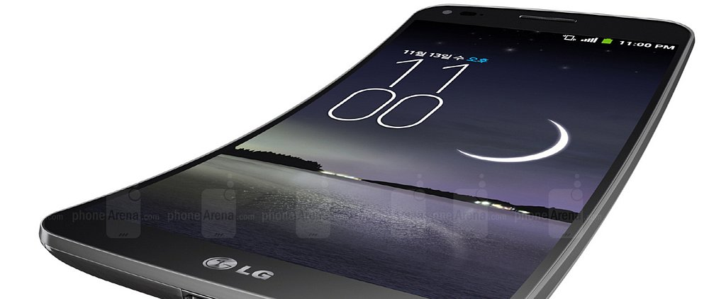 The Curved Smartphone Is Here