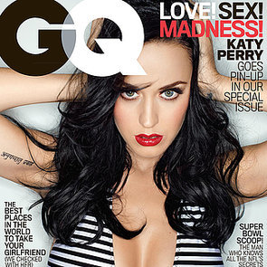 Katy Perry's GQ February 2014 Cover | Pictures