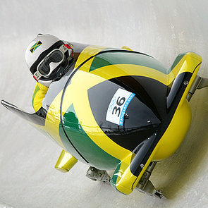 Jamaican Bobsled Team 2014