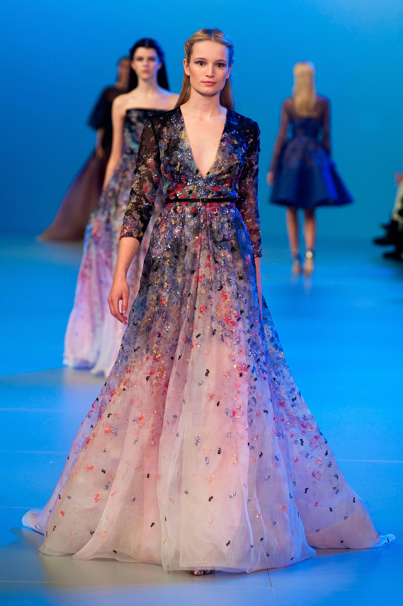 Elie saab haute couture spring 2014 we bet you one of for Haute couture week