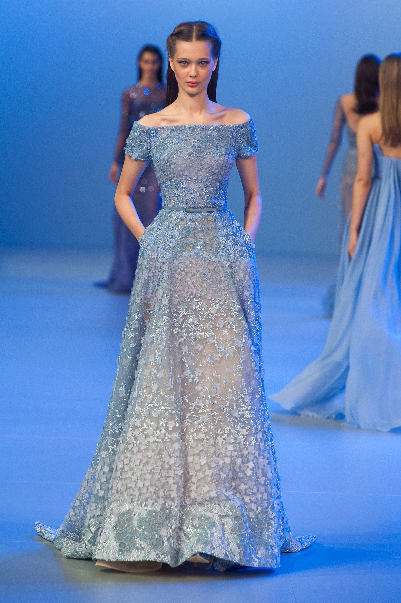 Elie saab haute couture spring 2014 we bet you one of for To have and to haute dress