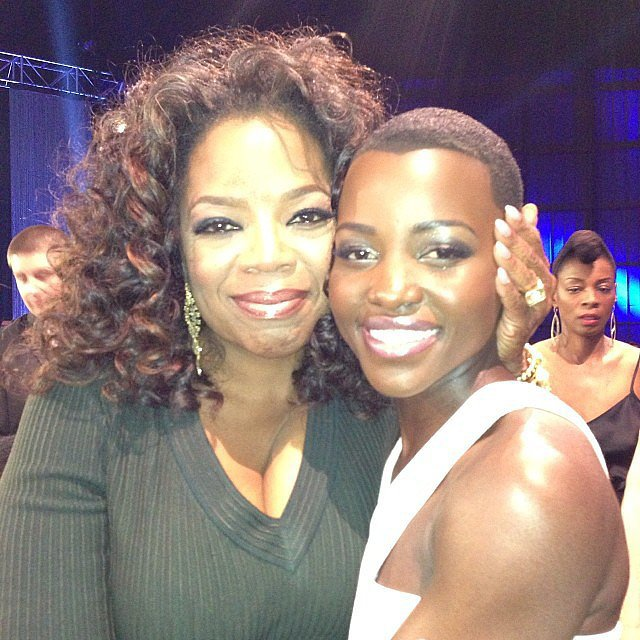 Even Oprah Loves Her