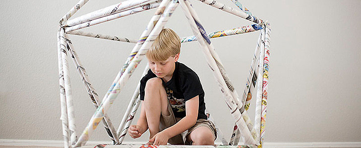Cold Day? 111 Ways to Entertain the Kids Indoors