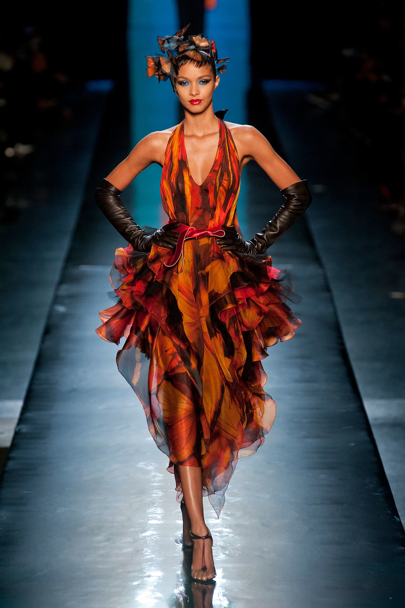 jean paul gaultier haute couture 2014 so haute