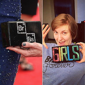 Lena Dunham's Girls Clutch