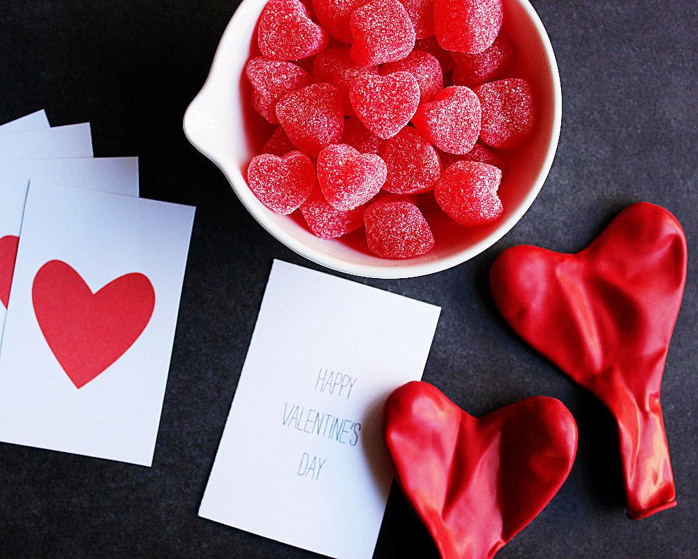 Подарок своими руками любимому на день валентина