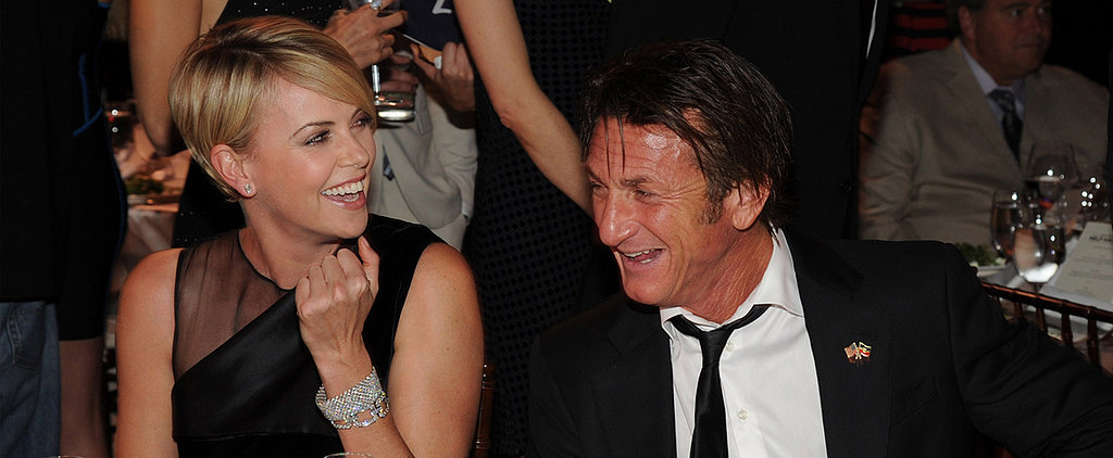 It's Official: Sean Penn and Charlize Theron Are a Couple!