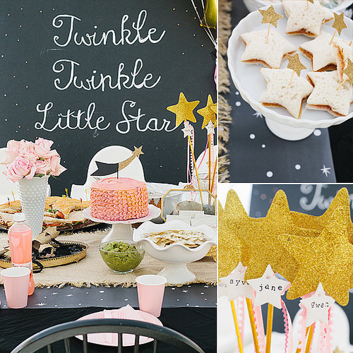 A Celestial First Birthday Bash