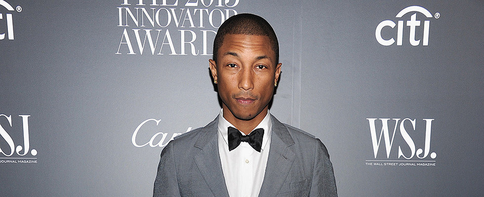 "We're Definitely ""Happy"" About This Pharrell Announcement"