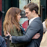 Fifty Shades of Grey Movie Pictures From the Set