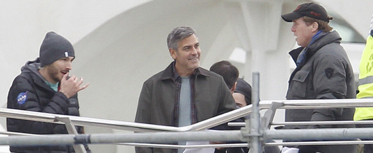 George Clooney Makes the Tomorrowland Future Look Bright