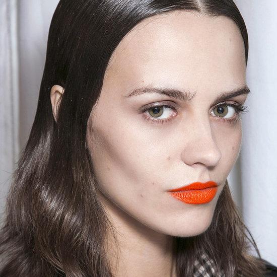 How to Wear Orange Lipstick