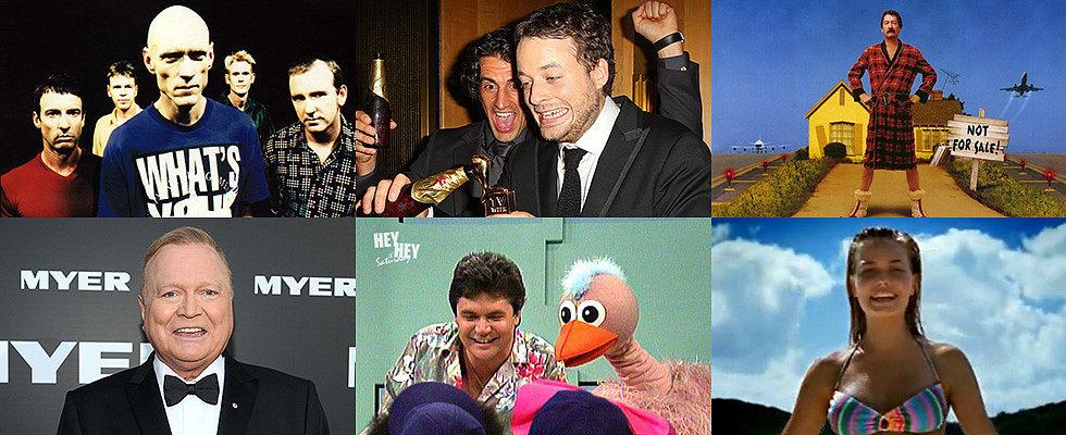 National Treasures: 50 Australian Pop Culture Icons