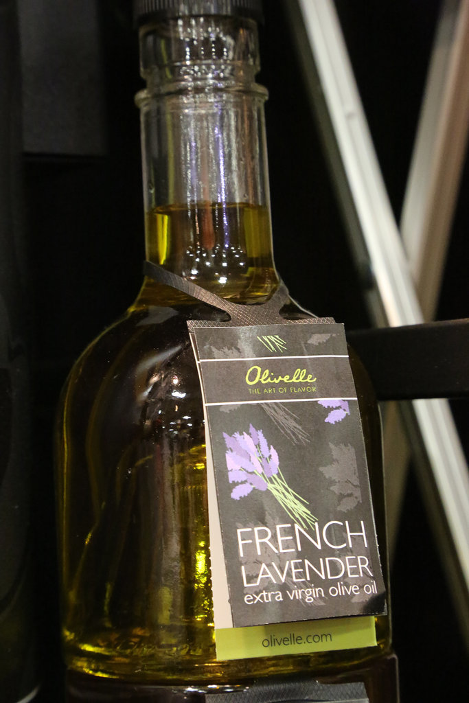 Best Condiment (Runner-Up): Olivelle French Lavender Extra Virgin Olive Oil