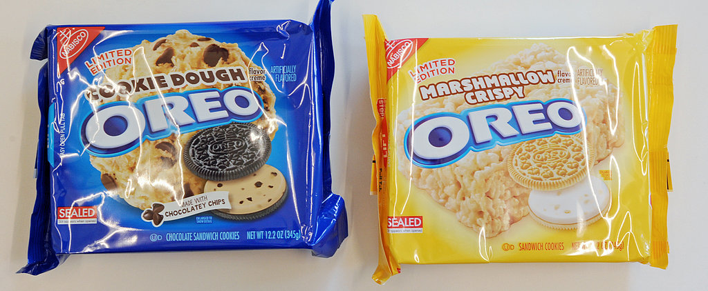 Marshmallow Crispy Oreos, You Complete Us