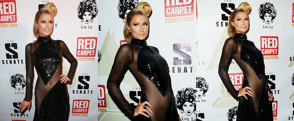 Paris, Does This Really Constitute a Dress?