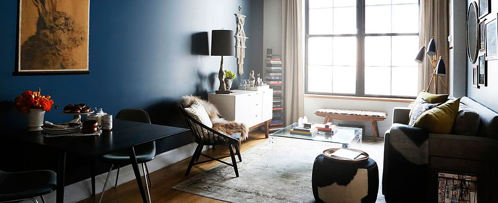Fall in Love With This Layered, Eclectic Apartment