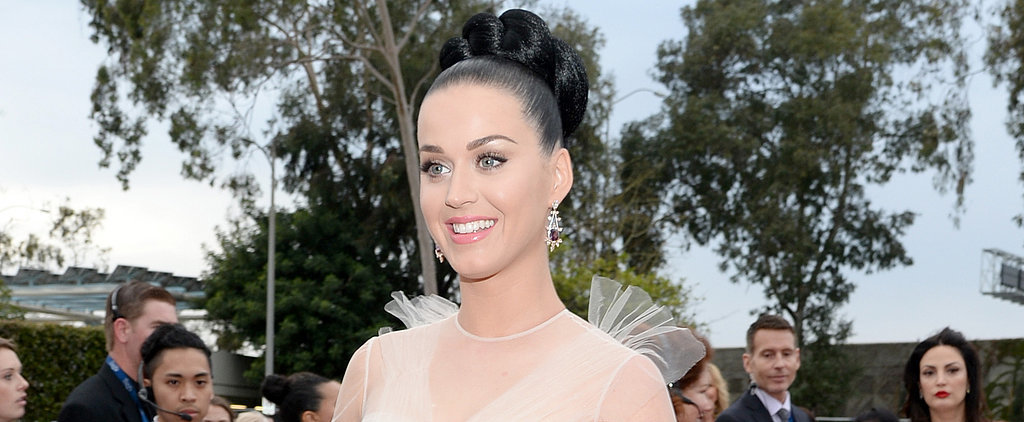 What Would You Call Katy Perry's Braid-Bun Hybrid?