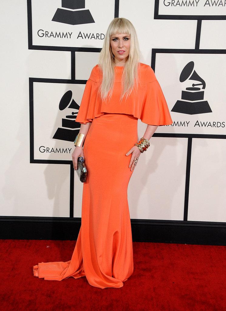 Natasha Bedingfield at the Grammys 2014