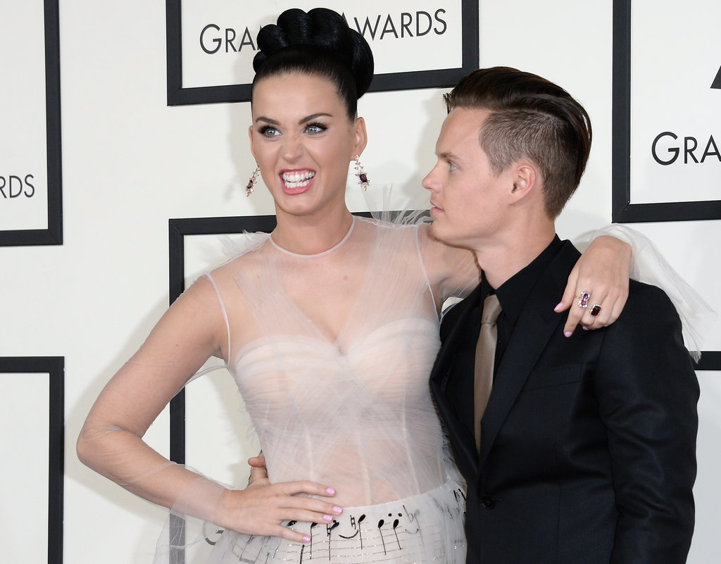 Katy Perry Plays With Magic