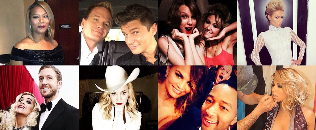 Go Inside the Grammys With the Stars' Best Snaps!