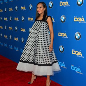 Kerry Washington Award Show Dress