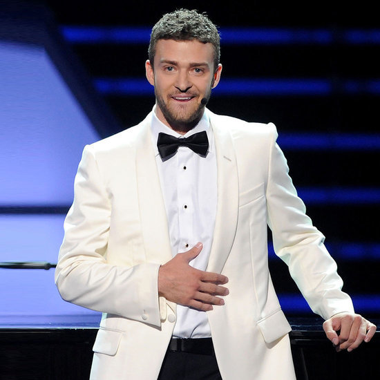 Justin Timberlake Wearing a Suit and Tie | Pictures