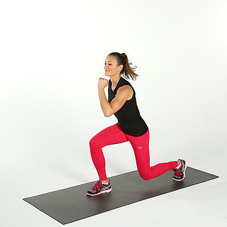 Printable Workout With Plyometrics