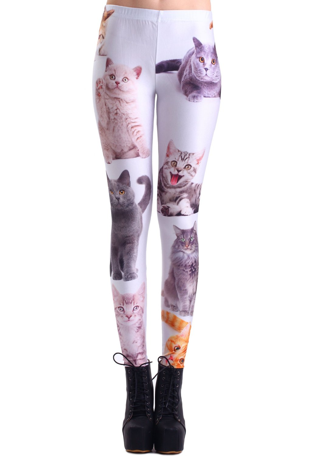 Can't pick a favorite cat? You don't have to with these leggings ($22, originally $25).