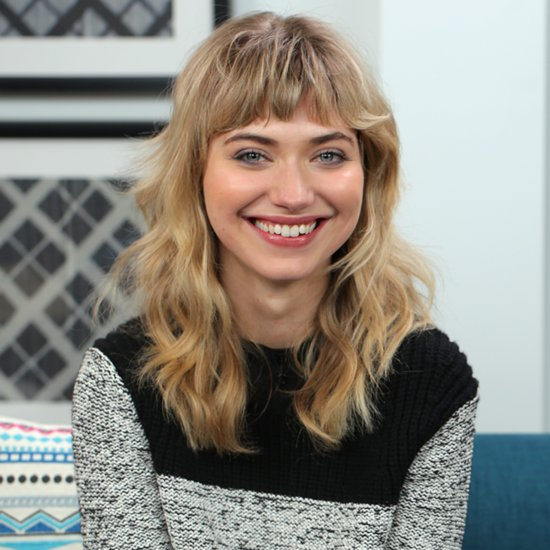 Imogen Poots That Awkward Moment Interview