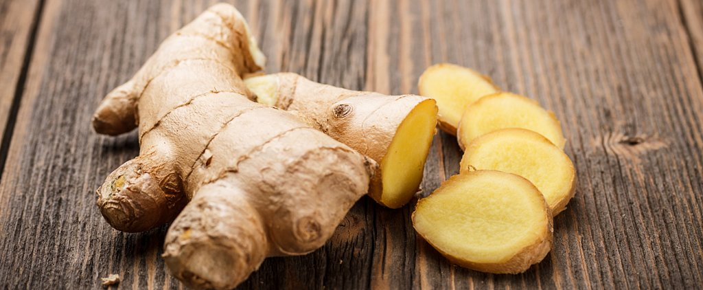 How to Peel a Knob of Ginger, the Easy Way