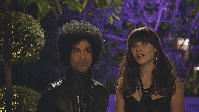 Maybe Prince's coolness will rub off on everyone.