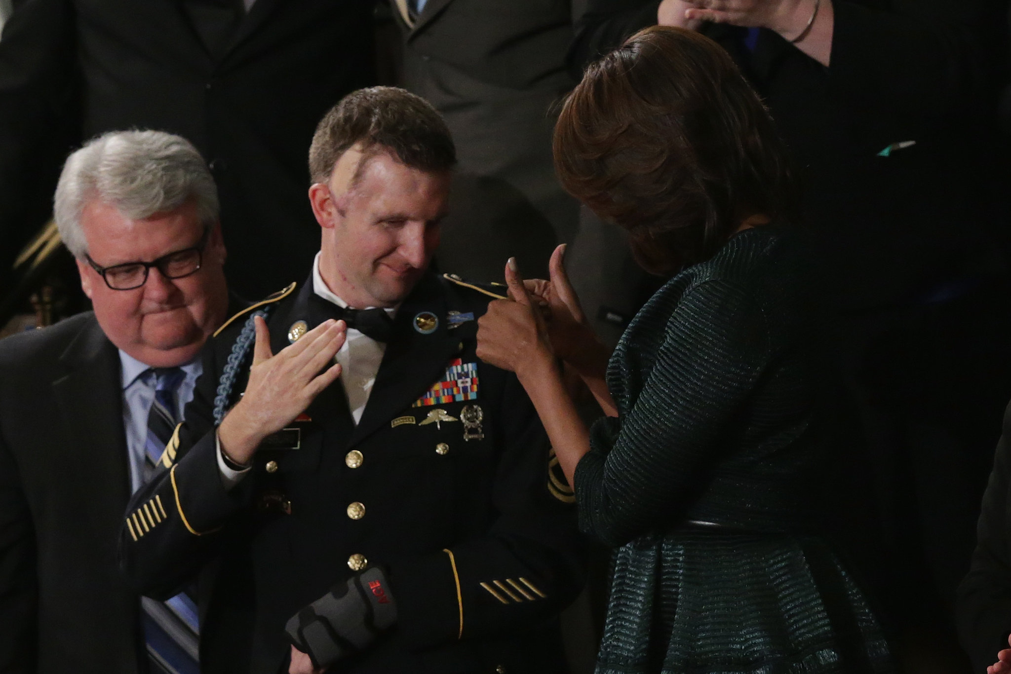 Sgt. Cory Remsburg Was the Best Part of the State of the Union