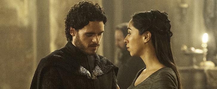 Go Behind the Scenes of Game of Thrones Season 4