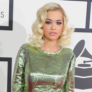 Get Rita Ora's Lanvin-Inspired, Purple Smoky Eye