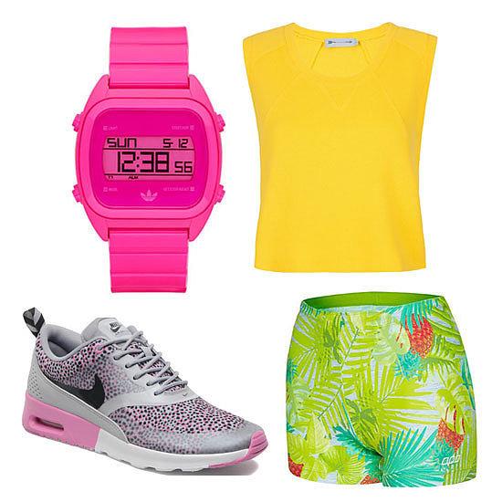Summer Sport and Beachwear