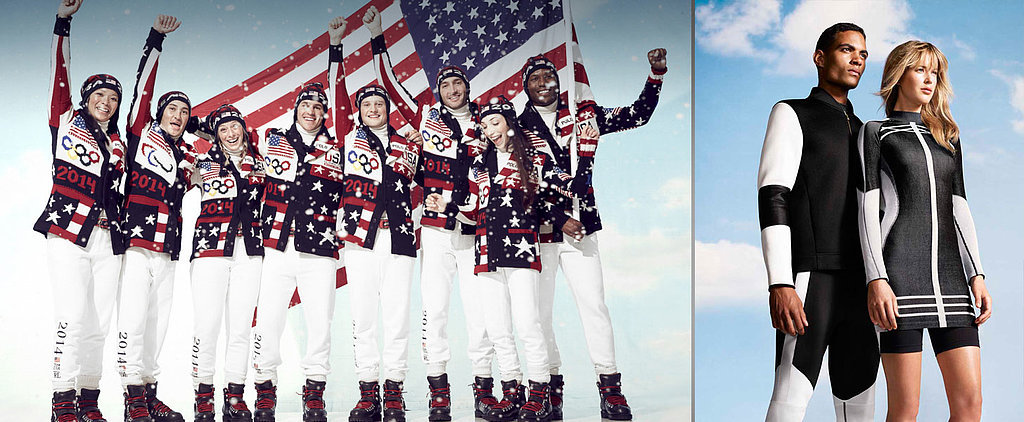 Are You a Fan of the 2014 US Olympic Team Uniforms?